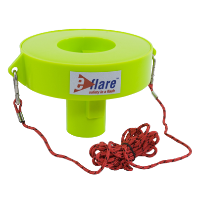 Eflare Floatation Collar & Lanyard